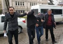 ELEKTRİK KABLOSU - İnşaatlardan Hırsızlık Yapan 3 Şahıs Yakalandı