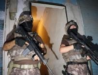 İstanbul'da 15 adrese eş zamanlı DEAŞ operasyonu: 12 gözaltı
