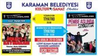 Karaman Belediyesinden Tiyatro Etkinliği