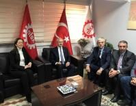 DEVRIMCI - Kılıçdaroğlu Açıklaması 'Türkiye Sınırlarında Terör Örgütlerinin Yuvalanmasına İzin Vermemelidir'