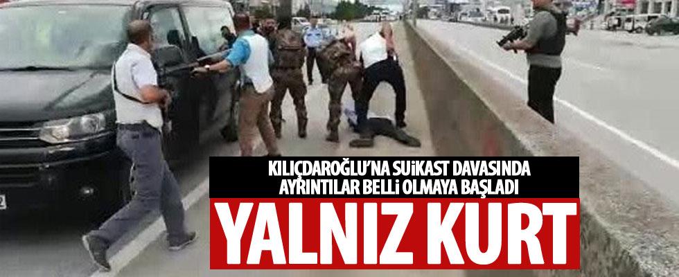 Kılıçdaroğlu'na suikast davasına devam edildi