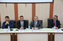 İSLAM - Kilis'te 'Toplumda Barış' Paneli