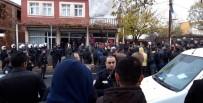 AYDINLATMA DİREĞİ - Kocaköy'de Kaçağı Önleyen Yatırım Engellenmek İstendi