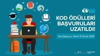 FARUK ECZACıBAŞı - KOD Ödülleri'nin Son Başvuru Tarihi 31 Ocak'a Uzatıldı