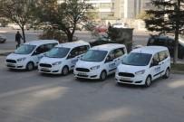 ZABıTA - Melikgazi Belediyesi Yeni Hizmet Araçlarına Kavuştu