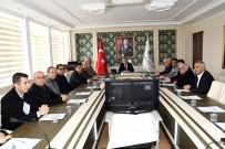 HAZİNE ARAZİSİ - Mermer İhtisas OSB'nin Geleceği Masaya Yatırıldı