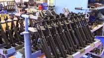 MKEK'den TSK'ye Silah Sevkiyatı