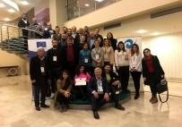 EKONOMİ ÜNİVERSİTESİ - 'Mülteci Hakları İçin Medya' Toplantısı Sona Erdi