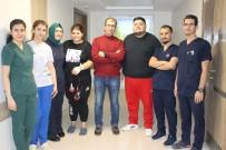 OBEZİTE - Obezite Cerrahisi İle Fazla Kilolarına Veda Etti