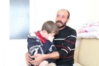 CERRAHPAŞA - Oğluna Böbreğini Veren Baba, Ameliyat Parasını Bulamıyor