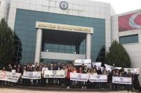 KADINA YÖNELİK ŞİDDETLE MÜCADELE - Öğrenci Toplulukları Hız Kesmiyor