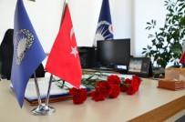 ANMA ETKİNLİĞİ - Saldırıda Ölen Zabıta Müdürü Ve Komiseri Şehit Sayılsın Talebi