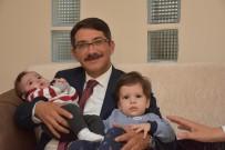FARUK ÇELİK - Şehzadeler'de 4,5 Yılda 9 Bin 500 Bebek Ziyaret Edildi