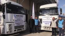 YARDIM MALZEMESİ - Suriyelilere Yönelik İnsani Yardımlar