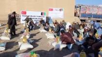 GIDA YARDIMI - TİKA'dan Afganistan'daki Savaş Mağduru Ailelere Yardım