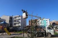 ŞEHİT UZMAN ÇAVUŞ - Turgutlu'da Tahribata Uğrayan Park Yenilendi