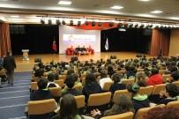 AVRUPA ŞAMPİYONU - Türkiye Ampute Milli Takımı Oyuncuları, Nesibe Aydın Öğrencileriyle Buluştu