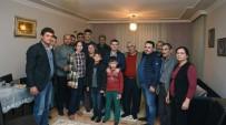 İMAR PLANI - Tütüncü, Altınova'da Vatandaşları Dinledi