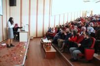 EĞİTİM FAKÜLTESİ - Üniversite Öğrencilerinden Şiir Dinletisi