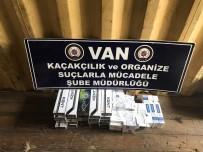 KAÇAK SİGARA - Van'da 4 Bin 389 Paket Kaçak Sigara Ele Geçirildi
