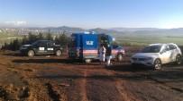 PETROL BORU HATTI - Yıldırım Düşen Petrol Boru Hattına Erken Müdahale Faciayı Önledi