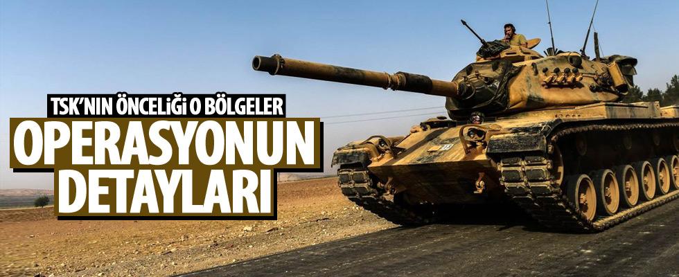 YPG'ye olası operasyonun detayları