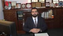 TÜRK KÜLTÜR MERKEZİ - Yunus Emre Kültür Merkezi'nden Filistinlilere Türkçe Eğitim