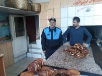 ZABıTA - Zonguldak'ta Simit Fırınları Denetlendi
