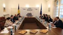 SOSYAL DEMOKRAT PARTİ - AK Parti Heyeti Romanya'da