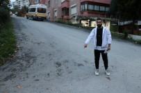 Alkollü CHP'li Başkan Aracı İle Motosiklet Sürücüsüne Çarptı