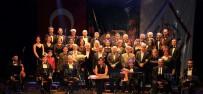 NURULLAH CAHAN - Başkan Cahan'a Musiki Derneği'nden Ödül