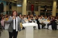SOSYAL BELEDİYECİLİK - Başkan Çerçioğlu, 'Biz Büyük Bir Aileyiz'