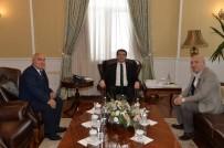 İSLAM ESERLERİ - Başkan Kılıç'tan Vali Memiş'e Ziyaret