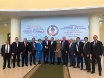 KıRGıZISTAN - Başkan Pınar, Özbekistan'daki Toplantıya Katıldı
