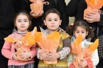 MESLEKİ EĞİTİM - Büyükşehirden Mülteci Kadınlara Çiçek