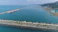 Deniz Kuvvetleri'nin Sürmene'de Kuracağı Üs İçin Çevre Ve Şehircilik Bakanlığı'ndan Onay Yazısı Bekleniyor