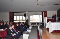 KAMU İHALE KANUNU - Denizli'de 'Yönetici Gelişim Programı' Eğitimi