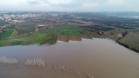 MıSıR - Diyarbakır'da Su Seviyesi Yükselmeye Devam Ediyor