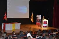 DICLE ÜNIVERSITESI - DÜ'de 'Çocuk İstismarına Dur De' Konulu Panel