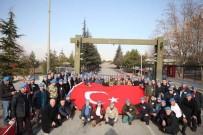 BOMBALI SALDIRI - Erciyes'in Mavi Kartalları Kayseri'de Buluşuyor