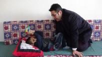 KAS HASTALIĞI - Görme Engelli Öğrenciye Evde Eğitim