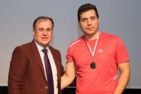 MUSTAFA BAŞOĞLU - Hacılar 1. Masa Tenisi Turnuvası Sona Erdi