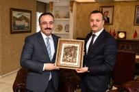 AÇIK KAPI - İçişleri Bakan Yardımcısı İsmail Çataklı Gümüşhane'de