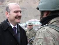İçişleri Bakanı Soylu dağlarda kalan terörist sayısını açıkladı
