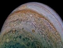 ARIZONA - Jüpiter'in yeni fotoğrafları paylaşıldı