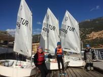 ÖDÜL TÖRENİ - Kaş'ta Yelken Yarışları