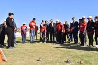 REHABİLİTASYON MERKEZİ - Mersin'de Özel Sporcular İçin Şölen Düzenlendi
