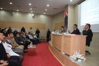ŞENOL TURAN - Oltu' Da 'Dil Ve Lisan' Konulu Panel Yapıldı