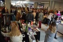 DEFİLE - Parkora'da Alışveriş Çılgınlığı