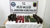 PIYADE - PKK Operasyonu Yapılan Evden Cephanelik Çıktı